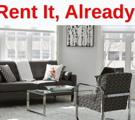 Rent It, Already! How to optimize your rental listing for maximum occupancy and minimum hassle